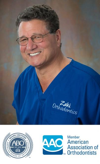 Dr. Tarek Zaki American Board of Orthodontics