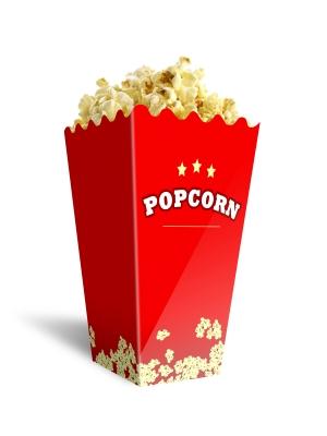 Popcorn with braces